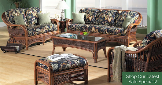Useful Tips for Rattan Furniture Maintenance