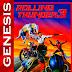 Dicas e Passwords de Rolling Thunder 3 (Mega Drive)