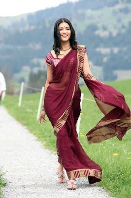 Actress Shruthi Hassan Cute Wallpapers