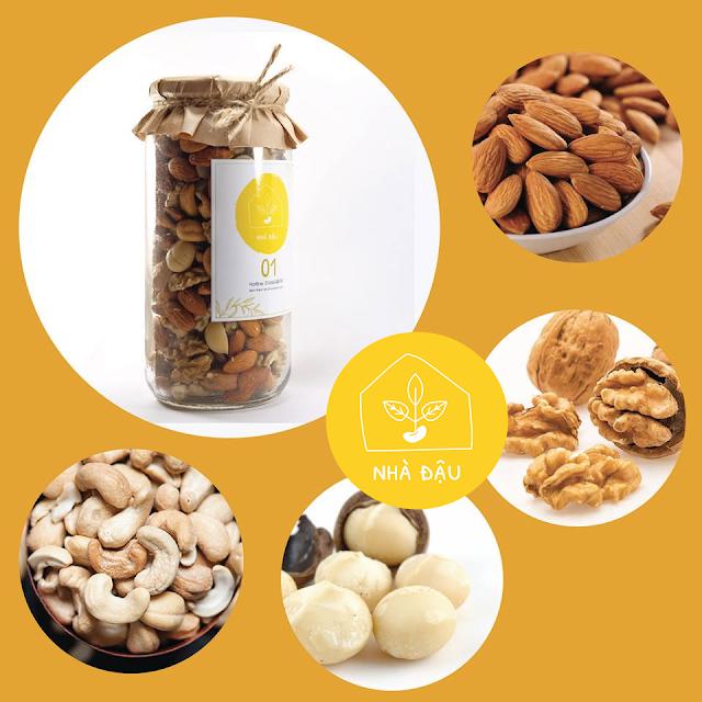 Bà Bầu nên ăn gì vào buổi tối? Ăn Mix Nuts để tốt cho con mà không béo?