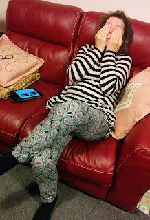 Creates Sew Slow: Silhouette #3300 Lana's Caesar Jeans
