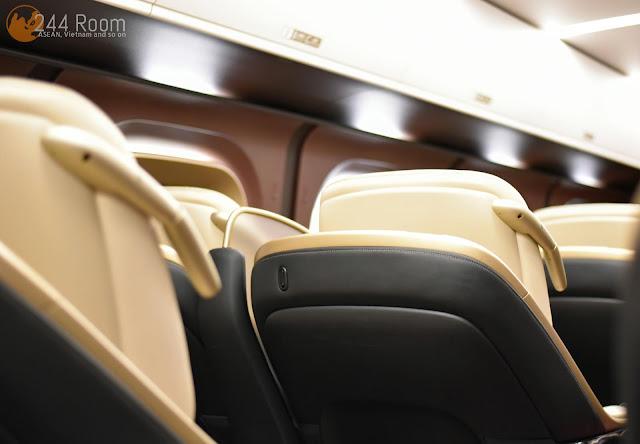 グランクラスE7座席 GranClass-E7-seat