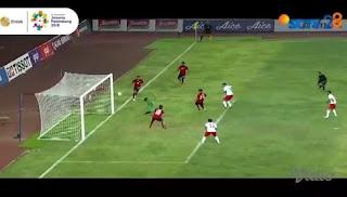 Laos vs Indonesia 0-3