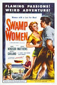 Swamp Women Poster