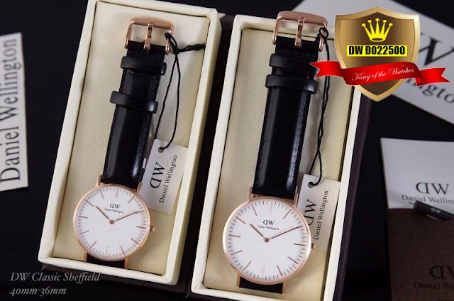 Đồng hồ dây da DW D022500