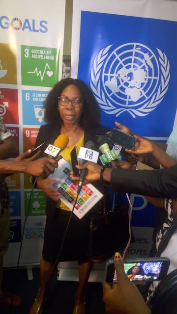 UNDP HAD WORKSHOP FOR WASTE MANAGEMENT STAKEHOLDERS