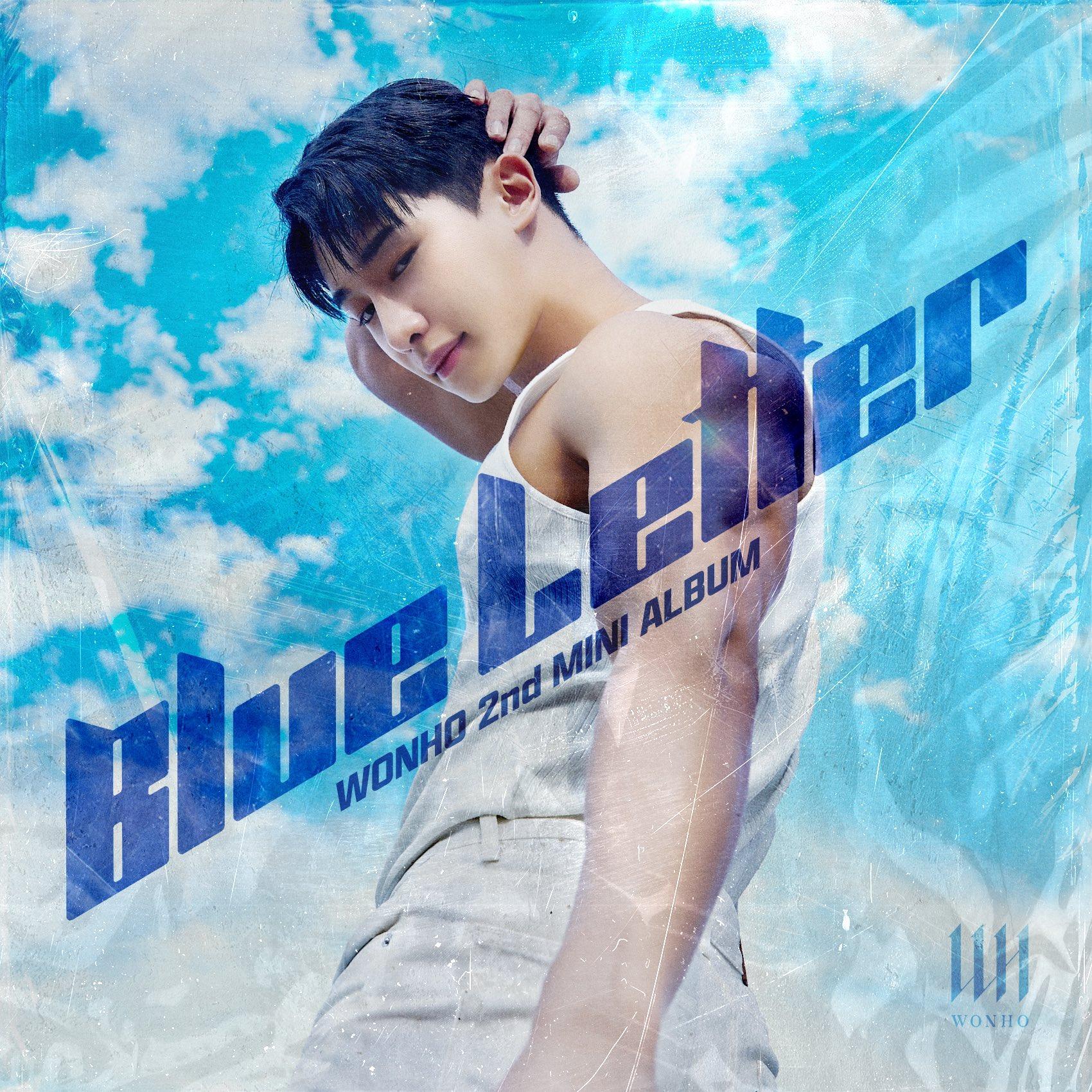 WONHO - Blue Letter