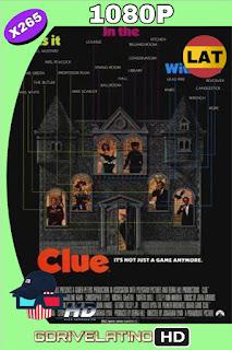 El Juego de la Sospecha (Cluedo) LAT (1985) H265 10Bits MKV