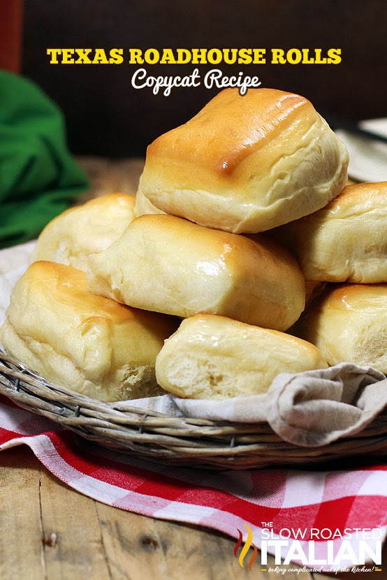 how to make texas roadhouse rolls