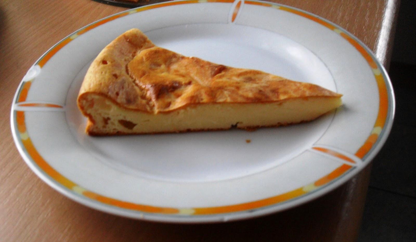 Sanna´s Hexenküche: Käsekuchen mit Stevia - ein Versuch