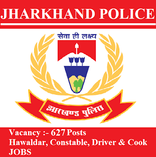 Jharkhand Police Department, JH Police, freejobalert, Sarkari Naukri, JH Police Answer Key, Answer Key, jh police logo