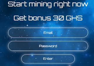 Situs Minning Gratis 30GHS Bitcoin,Litecoin Dan Dogecoin