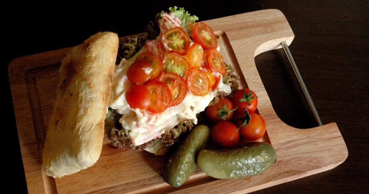 Crab Salad Sandwich Recipe Food Network