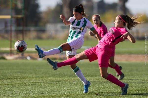 El Málaga Femenino se trae un punto de Córdoba (1-1)