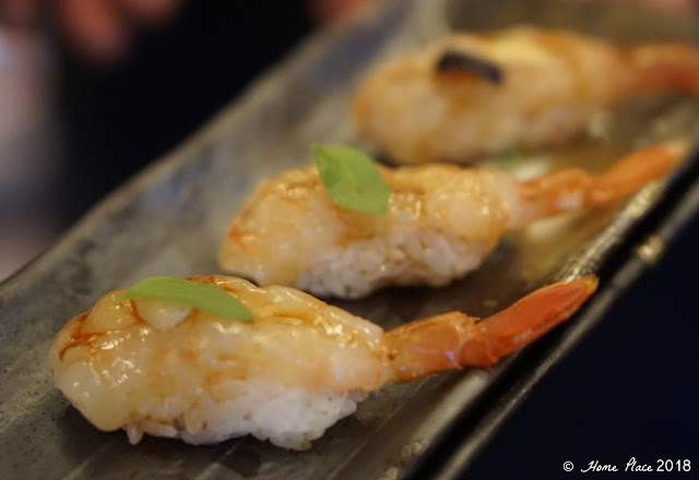 OKO Restaurant - Sweet Shrimp