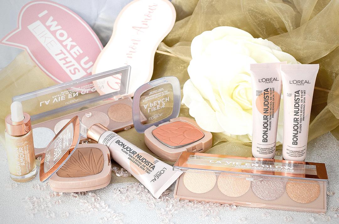 #wakeupandglow, neue Highlighter von L'Oréal, neue Kosmetik von L'Oréal