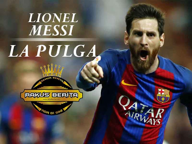 Lionel Messi Calon Pemenang Golden Boot