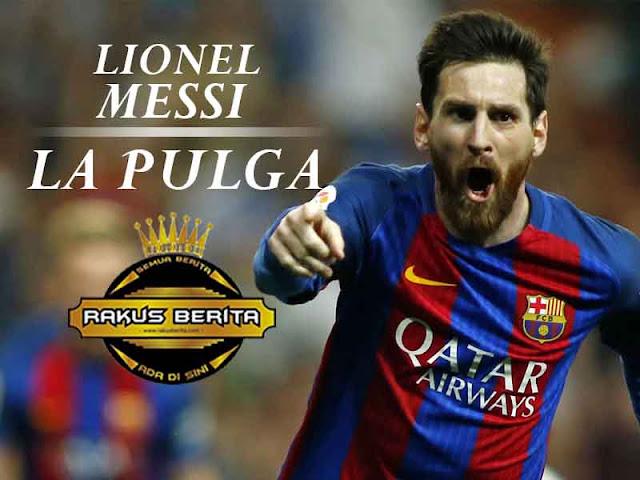 Lionel Messi Calon Pemenang Golden Boot