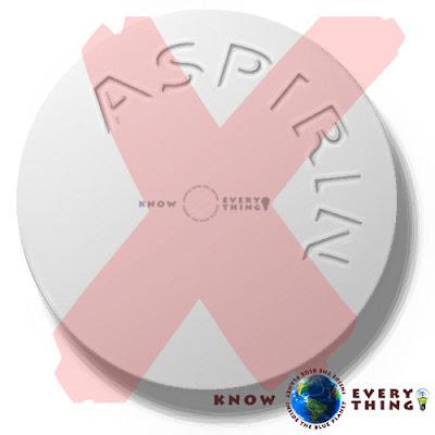 avoid aspirin