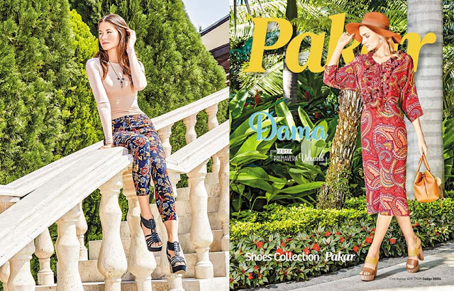 Catalogo Pakar  shoes colecction PV 2017