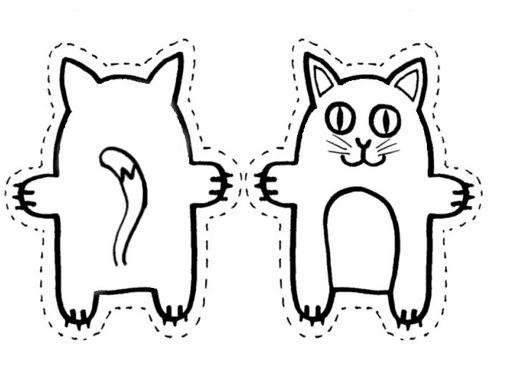 Dibujos De Marionetas Para Imprimir Y Colorear: Aula De 5to: Feria Institucional: Plantilla De Títeres De