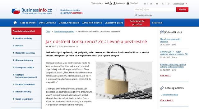 http://www.businessinfo.cz/cs/clanky/jak-odstrelit-konkurenci-zn-levne-a-beztrestne-97526.html