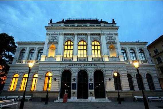 La National Gallery festeggia il suo centenario questa settimana in Slovenia