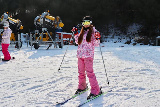 出乎意料之外!2018韓國首爾滑雪跟團過程大公開|洪川大明滑雪場 IMG 9631