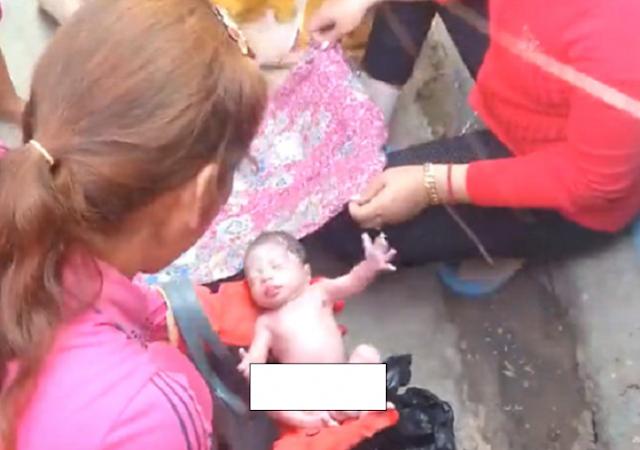 مصريّة أنجبت طفلها بزواج شرعي ثم رمته في أحد الشوارع لهذا السبب الصادم وحسبنا الله ونعم الوكيل