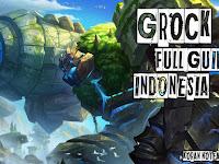 [Mobile Legend] Grock Full Guide Indonesia