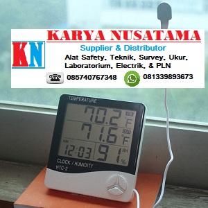 Jual Digital Thermometer Thermohygo HTC-2 With Sensor di Tanggerang