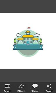 Cara Membuat Logo Sekolah dengan PicsayPro