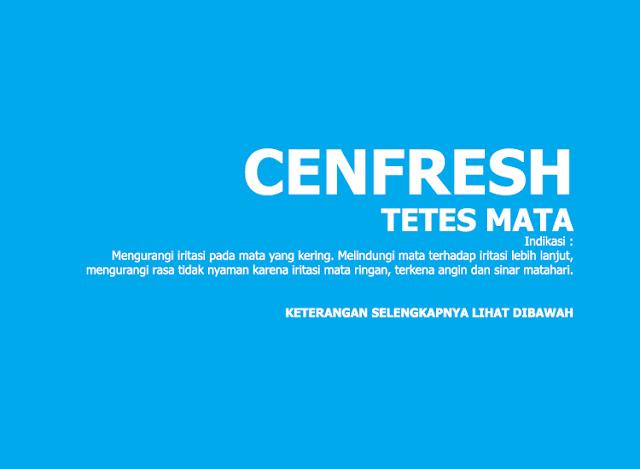 Cendo Cenfresh Minidose Eye Drop (Tetes Mata)