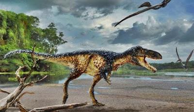 Periode yang Hilang di Evolusi T Rex Kini Terungkap