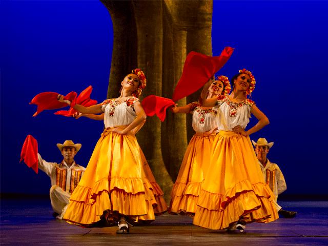 Baile de las amarillas, Guerrero