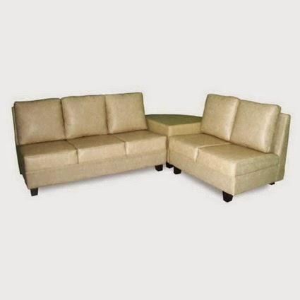 Macam-Macam Sofa L Minimalis Cantik untuk Ruang Tamu 5