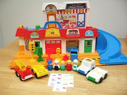 A Pop Culture Addict S Guide To Life Fisher Price Memories