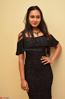 South Actress Amulya in short black dress at Kalamandir Foundation 7th anniversary Celebrations ~  Actress Galleries 019.JPG