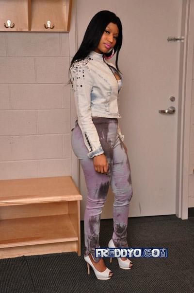 Celebrity Gossip Nicki Minaj Before Surgery