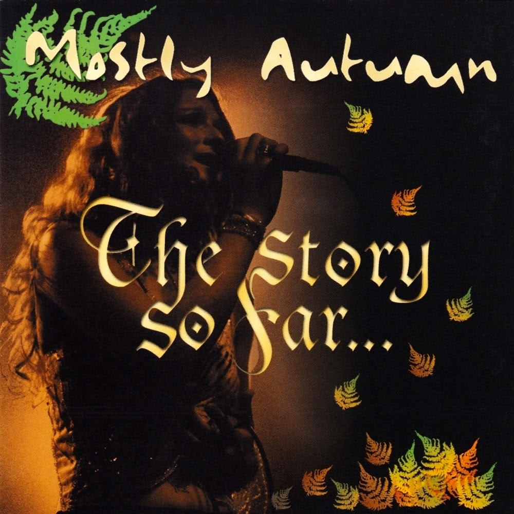 Mostly Autumn - The Story So Far... (2001) - Rachel Jones