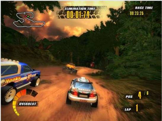 Game Balap Mobil PC Spek Rendah: Offroad Racers