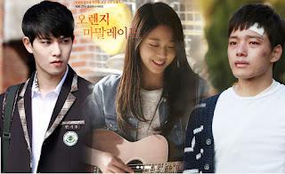 Sinopsis Drama Korea Orange Marmalade Episode 1 – Terakhir Lengkap