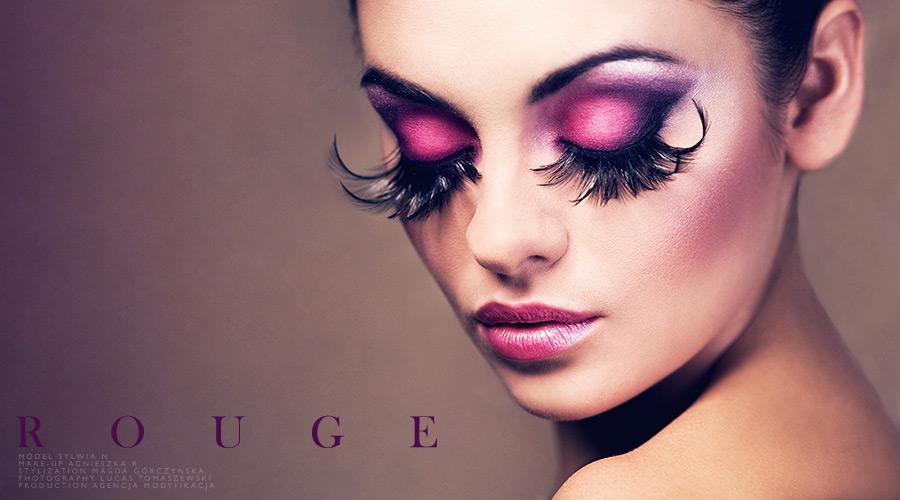 Nunta Cu Stil Smokey Eyes Sweet Pink Roz