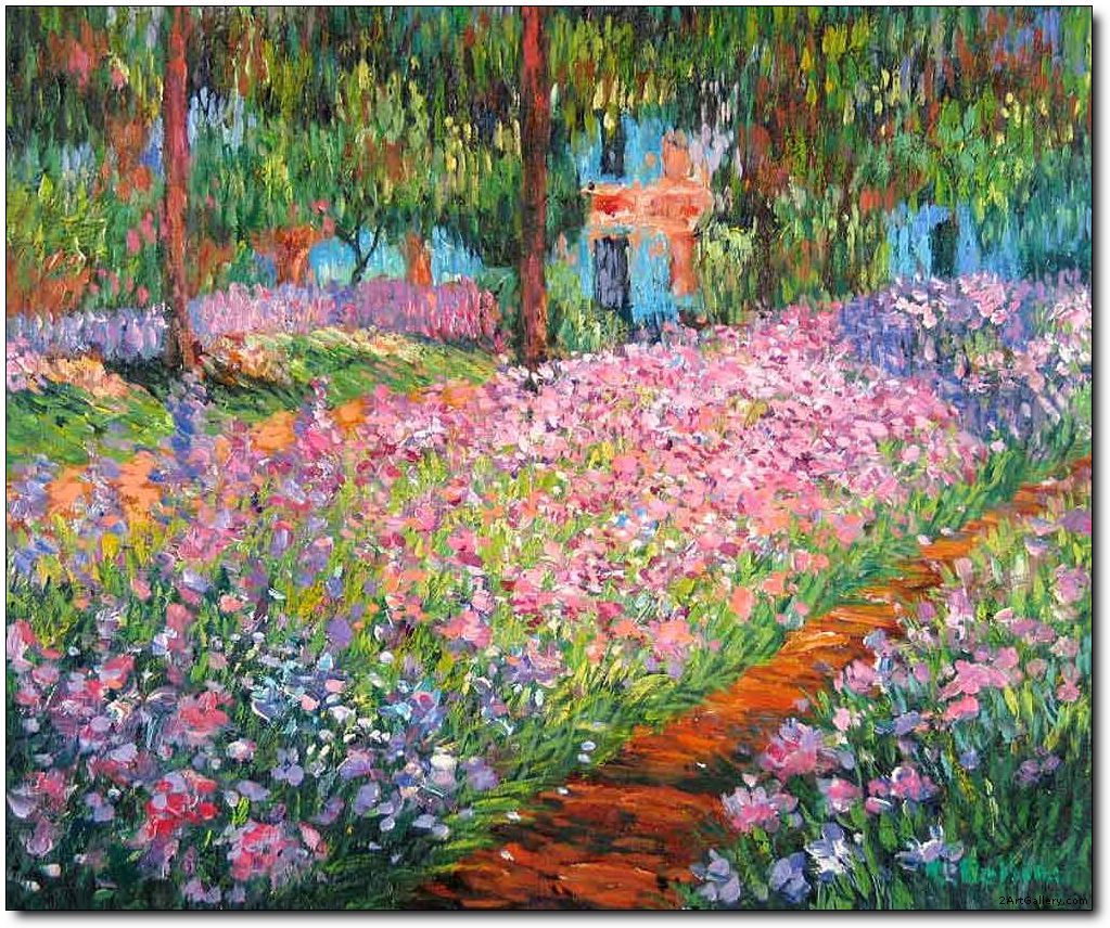 Monet: The Cottage On The Corner: May 2011