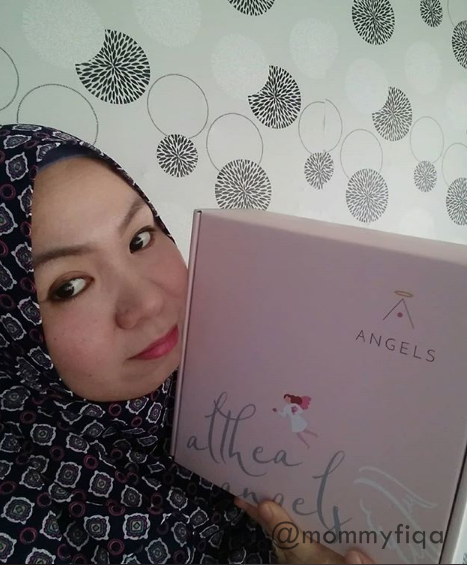 Unboxing: Althea angel welcome gift