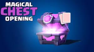 Magical Chest , Clash Royale