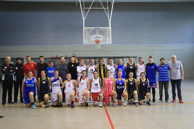 All Star baloncesto sénior