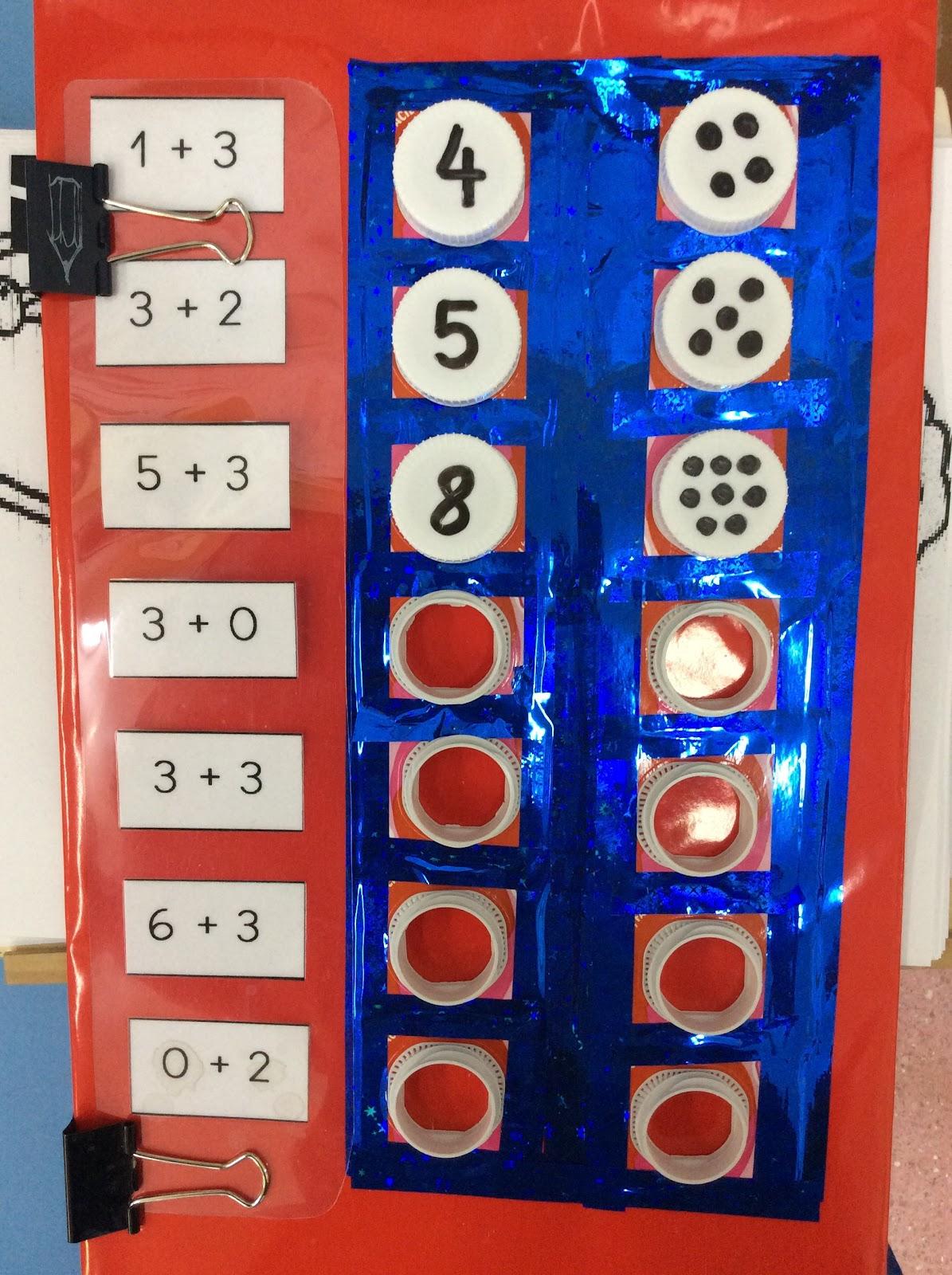 El Blog De Chus Infantil Juegos Matematicos