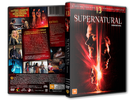 Supernatural - 13ª Temporada