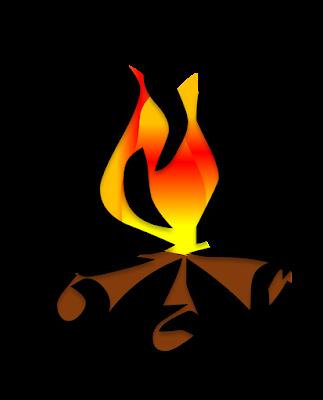 Free Campfire clip-art
